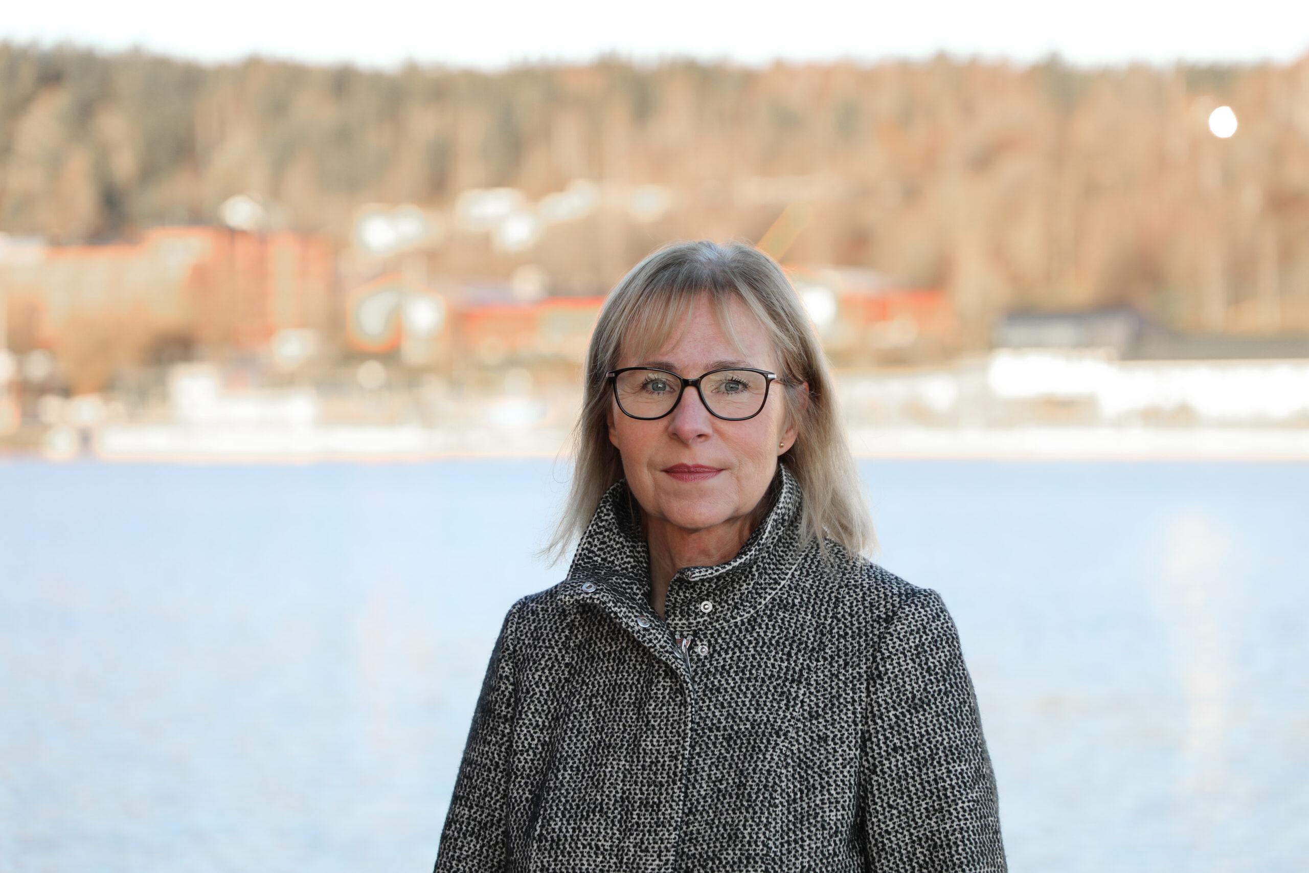 Profilbild på Marie Forsström