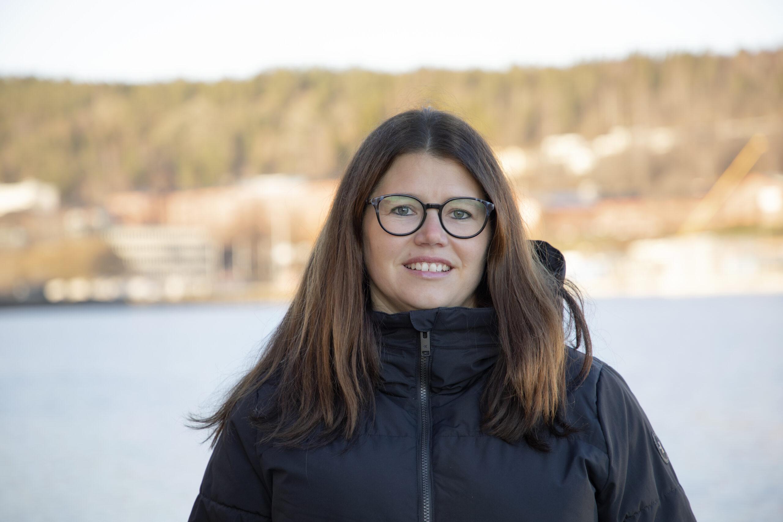 Profilbild på Sara Edström